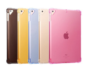 """For Huawei mate pad pro10.8 inch C5 M3 M5 8.4inch M6 T5 iPad Air4 pro9.7"""" 12.9"""" Mini4 5 Rubber Thin Case TPU Silicone Protective Clear Cover"""