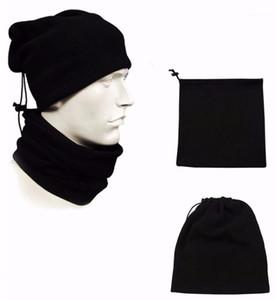 Polar Fleece Ring Scarf Football Neckerchief Cycling Mask Neckwarmer Soccer Scarf Outdoor Sports Windproof Warm Hats Scarves1