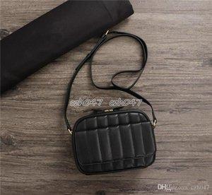 Clásica manera de las mujeres bolsos de los bolsos de hombro largo de la manija de las mujeres totalizadores ocasionales bolsa de 532.780 compras