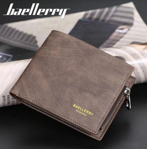 2020 New Bag Billfold High Quality Plaid Pattern Women Wallet Men Pures High End Designer With Wallet Pierre Cardin Wallet