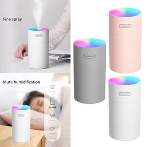 Увлажнитель воздуха Мини USB Aroma Difser Difusor Mist Cool Maker для автомобиля Дом с ночной светлой лампой HustiDificador