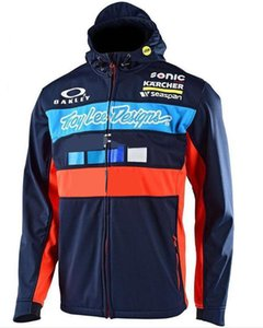 Camisola do Hoodie MotoGP Ciclismo Windbreaker Jacket Motorcycle Racing Suit Jacket Waterproof Off-road Sweatshirt Jacket