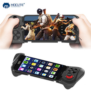 MOCUTE 058 Bluetooth Gamepad Mobile Gaming Wireless Joystick Remoto Controlador Telescópico Jogo Pad para Android Phone Game Y1209