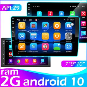 "2 Din Android Car Multimedia Video Player 7"" Universal 2DIN Stereo radio GPS For Volkswagen Nissan Hyundai Kia toyota KIA VW"
