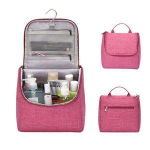 New Waterproof Wash Bag Cosmetic Storage Bag Multi-function Hook Pattern Type Style Item Width Item Height Length Origin