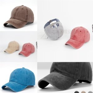 S9AKf Korean Style New Arrival Plaid Embroidery Baseball Caps Women's Fashion ball Hats Youth Street Sport g Running Snapback cap Empty