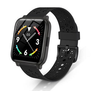 Intelligent waterproof sports watch, monitor heart rate and sleep, play music, call notification, forecast weather