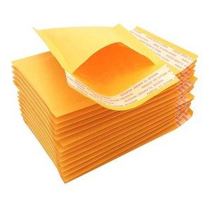 50pcs Kraft Paper Bubble Envelopes Bags Mailing Bag bubble mailer envelopes envelope padded shipping bag