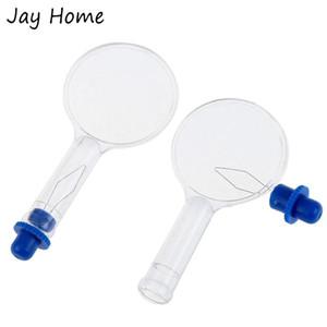 Fileuse à aiguilles en plastique 3pcs avec aiguilles à la main Aiguilles d'aiguilles Outils de filetage DIY CRAFT STITCH EASY Filetage Filetage Fournitures
