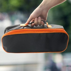 Zipper Closure Durable Car Portable Pouch Vacuum Cleaner Tool Bag Storage Case With Handle Organizer Multifunctional Accessory