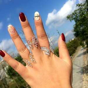 UILZ Fashion Women Rings Jewelry Handmade Cubic Zirconia Butterfly Wings Ring For Bride Wedding Anniversary Bijourx UR188