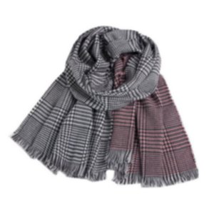 Wholesale durable fashionable free shipping gradient colors houndstooth scraf cashmere wraps shawl for women 1223213952