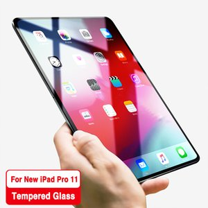 Tempered Glass Screen Protector For iPad Pro 11 inch Apple iPad 11 9H Screen Protective Glass A1980