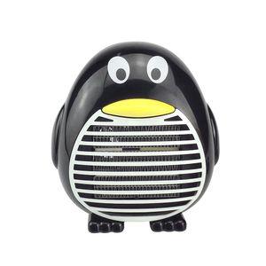 110V 220V 500W Mini Heater Portable Electric fan heater Desktop Heating Stove Warmer Machine Home Garden Calefactor Electric Y1207