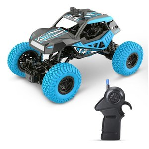 Deerc DE32 RC Truck Remote Control Car off Road for Kids Alloy Body Remote Control Cars Toys for Boys Children Racing Tracks 201124