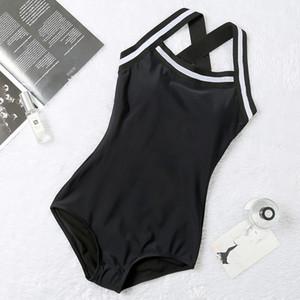 Luxus-Designer Bademode Padded Push Up Frauen Einteiliger Badeanzug Außen Strand Schwimmen Verband Travel Vacation Wear