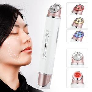 Messager Eye Messager RF Радио Мезотерапия Электропорация Красота Pen EMS Частота светодиодные лица Lifitng Омолаживание кожи Омоложение морщин