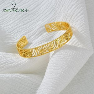 Nextvance Fashion Stainless Steel Adjustable Bracelet Gold Color Wholesale for Women Lover Anniversary Gift Jewelry dropshipping1