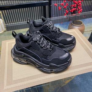 Pareja paris cuero genuino zapatos viejos transpirable 2021 nuevo invierno resuelto grueso resolución salvaje deportes zapatos casuales