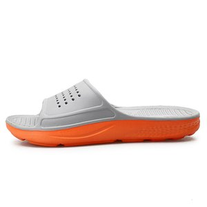 free delivery Foam runner kanye west clog V2 sandals triple black white slides fashion slippers womens mens beach sandals flip flops 36-45