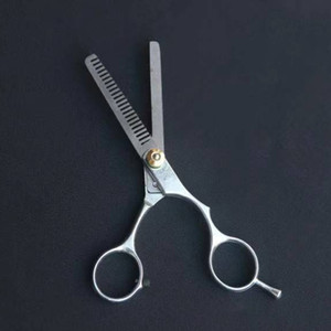 6inch Professional Barber Hair Scissors Cutting Thinning Scissors Shears Hairdressing Styling Tool Stainless Steel Hair Scissor DBC BH4436