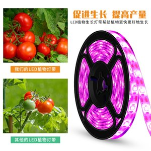 Indoor grow tent USB hand sweep sensor full spectrum LED plant growth light with waterproof gradient stepless dimming