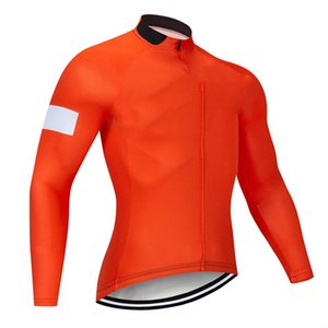 2020 Bisiklet Giyim Yeni Mavi Bisiklet Forması Setleri MTB Bisiklet Bisiklet Nefes Önlük Pantolon Uzun Kollu Giysi Ropa Ciclismo