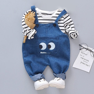 Autumn Winter Baby Clothes Sets Baby Girls Casual Sport Suit Outfits Newborn Clothes Kids Baby Boys Clothes Set Infant Clothing Y200803