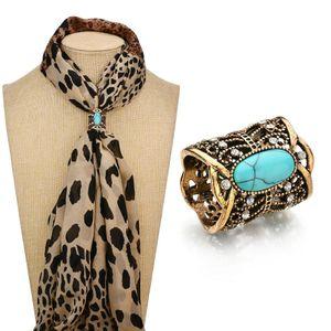 Scarf Clip Vintage Brooch Hollow Butterfly Rhinestone Brooches Women Metal Brosh b46 b47