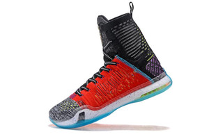 ZOOM Mamba X 10 Elite High What The Men Basketball Shoes For sale With Box Mamba Mentality 9 Multi Color Store Size7-12