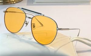 GM Fashion New Designer Sunglasses Sunglasses Retro Frameless Occhiali da sole vintage stile Punk Eyewear Top Quality Protezione UV400 con custodia 1014SK