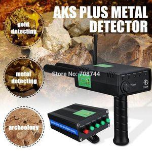 2020 New AKS 3D Metal Detector Upgrade AKS PLUS FINDER Metal Detector Depth of Depth 20 Meters