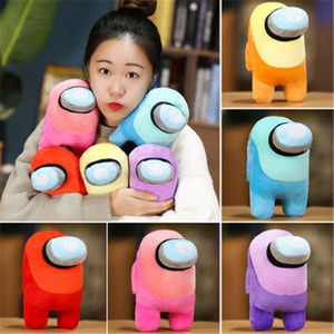 Among Us Plush Toys Among Us Game Plush Toy Kawaii Stuffed Doll Christmas Gift Cute Red Small Among Us Plushie Christmas gifts