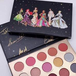 Colección de Colourpop de alta calidad Es una cosa de la princesa Paleta de ojos DHL envío rápido