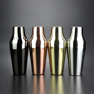 Simple Stainless Steel Shaker Cocktail Shaker 650ML Bar Night Bartending Tool Durable And Easy To Clean DWC4015