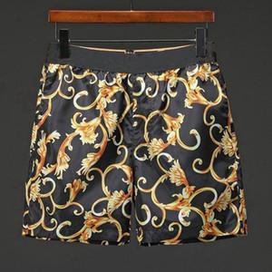 Atacado Summer Fashion Shorts Novo Designer Board Curto Rápido Secagem de Swimwear Impressão Board Calças de Praia Homens Homens Mens Swim Shorts