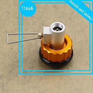 Outdoor Camping Refill Adapter stove Accessories Travel Easy to carry Gas Bus Connector Durable Parts