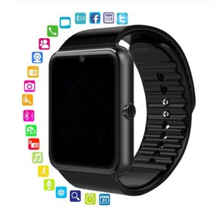 New Arrival GT08 Smartwatch With SIM Card Slot Android Smart Watch for Samsung and IOS Apple iphone Smartphone Bracelet Bluetooth Watches