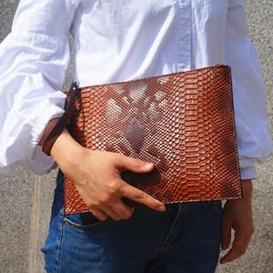 Nigedu Fashion 3D Python Pattern Pattern Женская сумка сцепления бренда дизайн партии конверт сцепления для женских кошелька бесплатная карта сумка сумка C1116