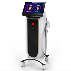 Large Screen NEW High-Power Wavelength 808nm Diode Laser 600W Hair Removal 808nm Alexandrite Laser 20 Million Flashes Beauty Equipment