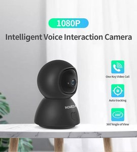 INQMEGA Wireless Babysitter 4MP One Key Calling Baby Monitor WiFi Automatic tracking Security Indoor camera Surveillance CCTV1