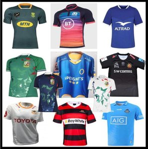 2021 Lions britannica e irlandese Francia South Africa Rugby Jersey Exeter Nuova Zelanda Otago Gheetahs Canterbury Ireland Berlino Scozia Maglie