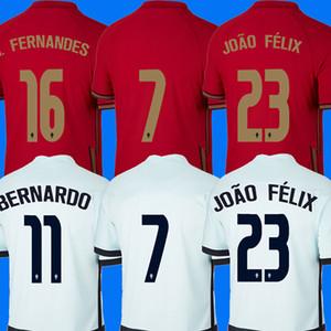 Portugal jersey 2018 RONALDO maglia da calcio coppa del mondo EDER maglia da calcio esterno casa J MOUTINHO Camisa de futebol J MARIO PORTOGALLO QUARESMA maglia da piede