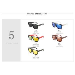 2021 ZB21 Polaroid Sunglasses Unisex Square Vintage Sun Óculos Sunglases Polarized Sunglasses Oculos Feminino para Mulheres Homens