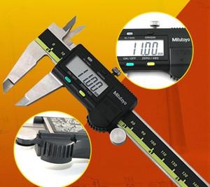 "Digital vernier calipers mitutoyo 0-150mm Digital Caliper Accuracy 0.01mm Digimatic calipers Measurements Testers 500-196  0-6""A089"