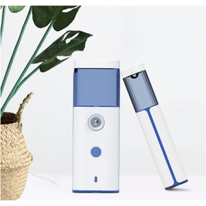 2020 Mini Nano Facial Steamer Portable Facial Sprayer Moisturizing And Moisturizing Suitable For Skin Caredeep Cleansing F sqcTnt
