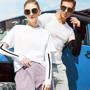 1 Pair Sport Arm Sleeves Cycling Arm Sleeves Volleyball Running Golf Sun Elbow Sleeve Sunscreen Cuff winter Men Women Gloves#3
