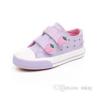 Wholesale and retail high quality girls breathable sneakers free shipping color mixing