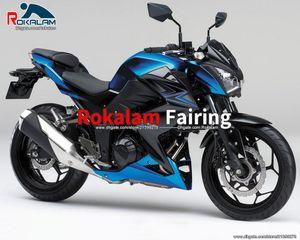 Z 300 Motorcycle para Kawasaki 2016 Z250 2015 Faulderings Body 15 16 Z 250 Z300 Carreyo (moldeo por inyección)