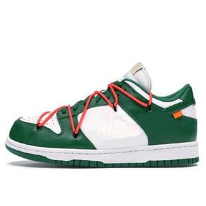 새로운 플랫폼 신발 Chunky Dunky Tie-Dye 검은 색 화이트 바리스 로얄 달리기 남성 신발 빨간색 흰색 시멘트 소나무 녹색 여성 스포츠 스니커즈